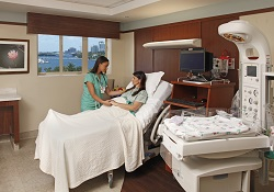 photo of Labor and Delivery Room